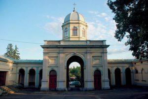 cmentarz komunalny cieszyn
