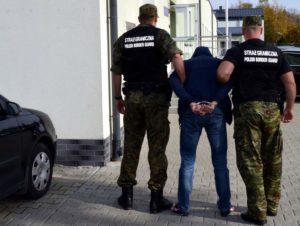 nielegalna migracja z ukrainy
