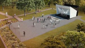 amfiteatr zamarski