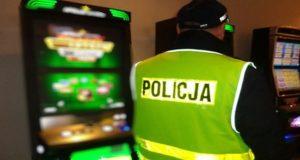 policja skoczów
