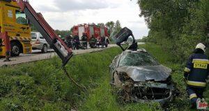 wypadek drogomyśl