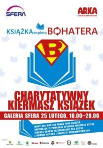 książka wspiera bohatera