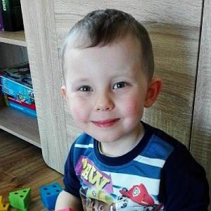 Nataniel Węcek z Ustronia