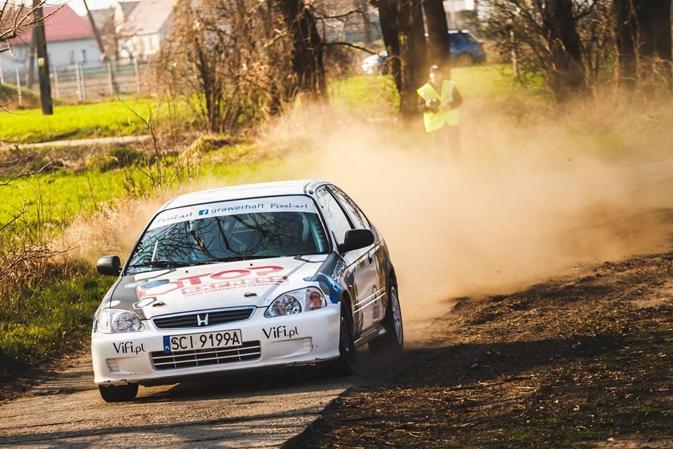 Top Express Rally Team – podsumowanie pierwszej rundy