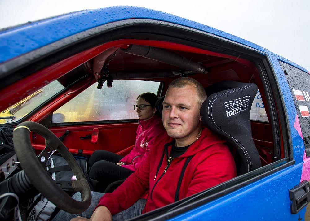 Cenne punkty dla BBB rally team-u