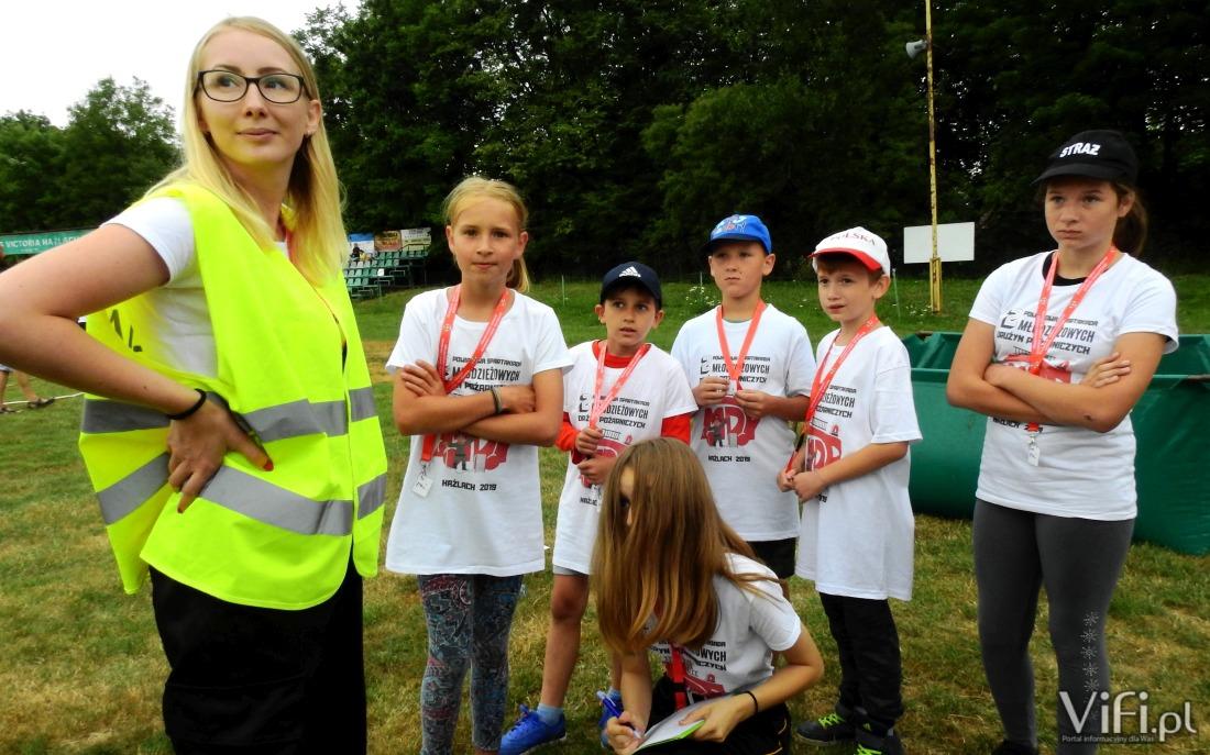 II Powiatowa Spartakiada Młodzieżowych Drużyn Pożarniczych