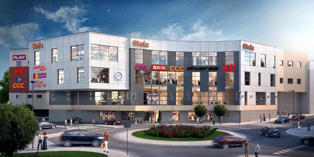 Cinema City w Galerii Stela w Cieszynie