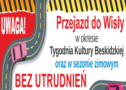Wisła: Utrudnienia drogowe podczas TKB