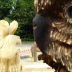 XII Plener Rzeźbiarzy w Górkach Wielkich