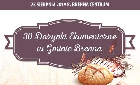 XXX Dożynki Ekumeniczne & MSFF w Brennej