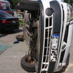 wypadek w drogomyślu