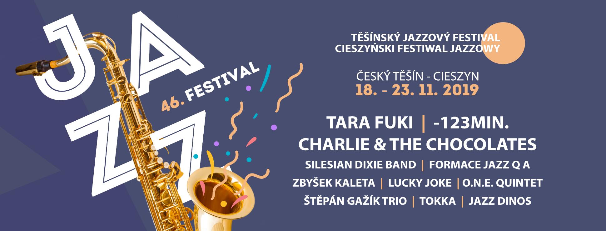 46. Cieszyński Festiwal Jazzowy