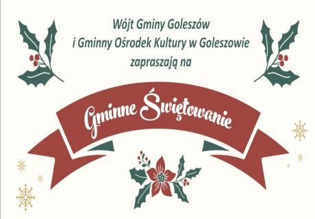 Wspólne kolędowanie w Goleszowie