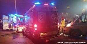 Śmiertelny wypadek na ulicy 3-go Maja w Ustroniu