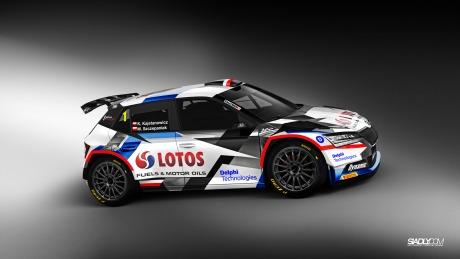 Kajetanowicz w pełnym sezonie WRC 3. Zacznie od Rajdu Meksyku w nowym samochodzie